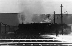 Sic Transit Gloria Mundi ...Trafford Park. (Fray Bentos) Tags: manchester shed steamlocomotive traffordpark