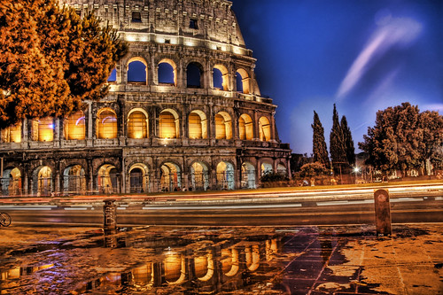 Coliseo, allá voy!