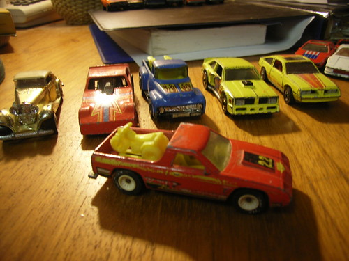 Remnants of my Hot Wheels collection 1/4