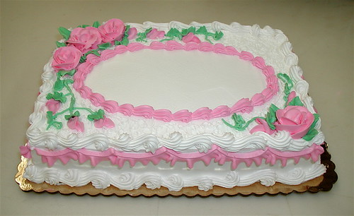 My Evaluation Cake
