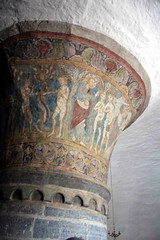 Church Fresco por Haylstorm's Head
