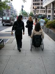Behindertenfahrzeug