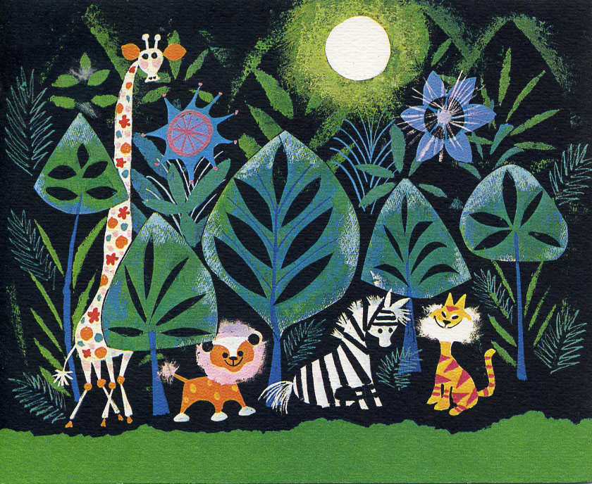 mary blair small world