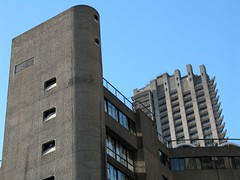 barbican (I Loves The 'Diff) Tags: london modernism barbican modernarchitecture modernist brutalist thebarbican londonarchitecture