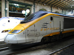 (Suburban Angst) Tags: paris train eurostar garddunord