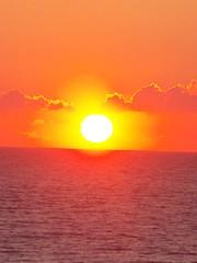 Sunrise at Ocean City, Maryland (JaneMarie's World) Tags: ocean city sunset beach socks walking wheelchair maryland boardwalk