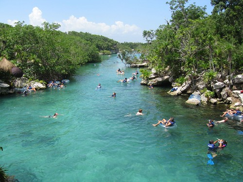 Travel of the Riviera Maya