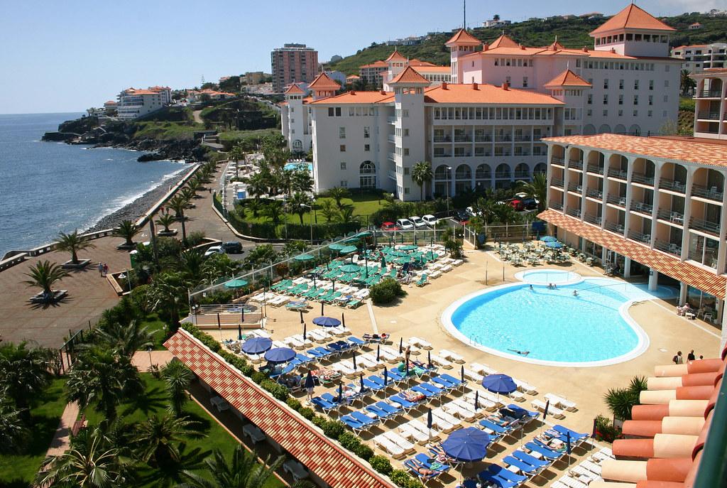 Madeira Hotel Oasis Atlantic