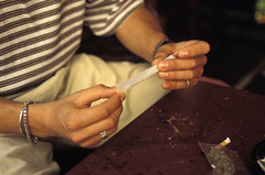 F-0011.jpg (Alex Segre) Tags: people man holland male netherlands amsterdam closeup bar cafe hands cigarette interior coffeeshop smoking drugs leisure recreation dope marijuana relaxation anonymous cannabis rolling joint marihuana alexsegre