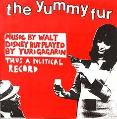 The Yummy Fur (Squid Ink) Tags: yummyfur seveninchsingle