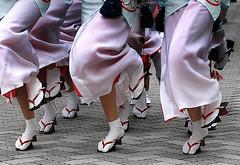 Awa Odori (ajpscs) Tags: street people music festival japan japanese tokyo dance nikon dancers streetphotography f100 d100 matsuri awaodori koenji awadance suginamiku ajpscs abigfave obun angkorset thedanceofthefools getanorulesnolimitationsnoboundariesitslikeanart lpfestasiapacific