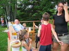 Candid shot (LaurenBacon) Tags: grant familyreunion saultstemarie