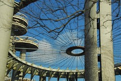 Location Scout - Queens NYC (Sam Rohn - 360 Photography) Tags: nyc newyorkcity usa architecture interesting queens philipjohnson filmmaking filmproduction unisphere scouting filmlocation 1964worldsfair locationscouting locationscout flushingmeadowspark filmscouting samrohn filmscout
