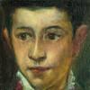 L'enfant2 (d'après Titien) cp25x25 (Villalonga Bernard) Tags: copies titien