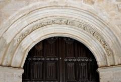 Astudillo (Palencia). Iglesia de San Pedro. Portada. Detalle (santi abella) Tags: españa palencia castillayleón astudillo