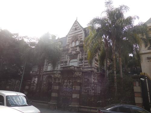 Palacio habitado