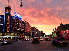 Copenhagen (LG G3) (emilwestin) Tags: sunset copenhagen evening phone lg g3 köpenhamn lgg3