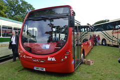 Carousel Buses 401 SM15HWC (Will Swain) Tags: park uk travel england bus buses abbey field countryside mud britain country transport bedfordshire carousel september fields 20 20th 401 woburn 2015 showbus sm15hwc