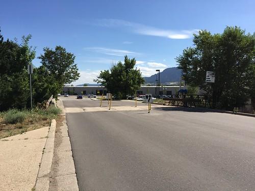 Photo - Frontier Avenue Bridge Replacement Existing Conditions