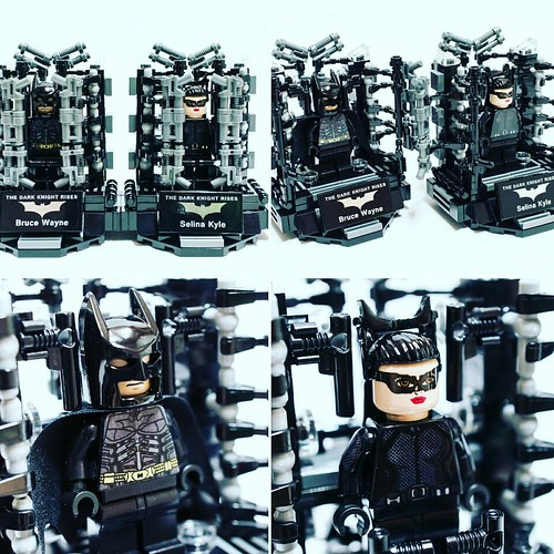 LEGO CUSTOM MINIFIG by ZERO(from ZEROBAEK) THE DARK KNIGHT RISES ...