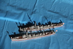 1/700 IJN torpedo boats Otori and Hiyodori by Pit-Road (szogun000) Tags: canon japanese model ship plastic kit naval warship otori 1700 w39 ijn torpedoboat auxiliary skywave pitroad hiyodori imperialjapanesenavy skywaveseries canoneos550d canonefs18135mmf3556is
