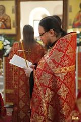 009. Patron Saints Day at the Cathedral of Svyatogorsk / Престольный праздник в соборе Святогорска