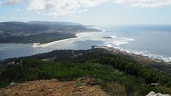 Desembocadura del Ro Mio. (lumog37) Tags: costa seascape marina riverside paisaje rivers coastline ros riverscape costadegalicia