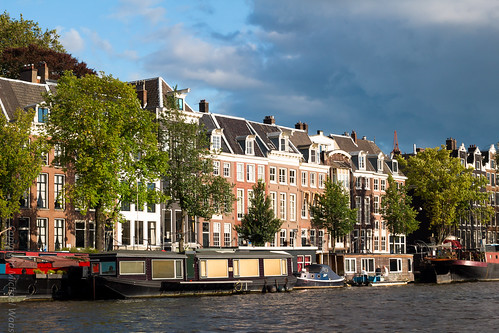 Homes and Houseboats/Amsterdam