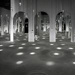 新照明システム事業ブランドのコンセプト展示の写真