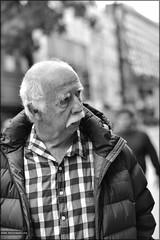 Portrait-10 (Nima Hajirasouliha) Tags: life street city portrait people urban blackandwhite bw london portraits photography 50mm nikon faces character snapshot streetphotography photojournalism documentary lifestyle personality identity human essence manual moment everyday 58mm londoners humanfaces d810 contemporarylife everydaylondon