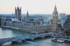 House of Parliament (Albert Jafar) Tags: bridge england building london thames river londoneye bigben southbank neogothic riverthames westminsterbridge houseofparliament ngs parliamentbuilding pancakelens thepalaceofwestminster photographerswharf
