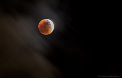Eclipse (Fran.Marchena) Tags: red moon night canon noche eclipse venezuela luna caracas redmoon 2015 bloodymoon franmarchena