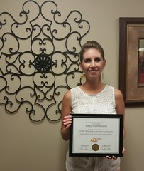 Emily graduated from the 4D-360 Emerging Leadership Development Program