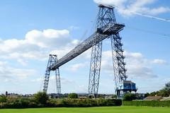 Transporter Bridge Sky (Dave Roberts3) Tags: sky wales clouds newport gwent transporterbridge supershot citrit