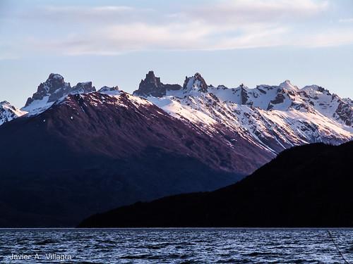 Lago Puelo - Tres Picos - Patagonia Argentina