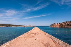 (bekkabird) Tags: sardegna italien blue panorama strand nikon urlaub natur sardinien segeln steg paradies bott lamaddalena weitwinkelobjektiv