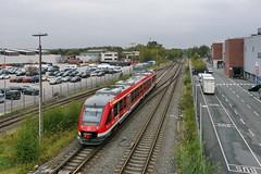 P2090612 (Lumixfan68) Tags: eisenbahn db lint alstom bahn vt deutsche regio zge 648 triebwagen baureihe coradia dieseltriebwagen 41h