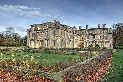 Normanby Hall - Mid Autumn
