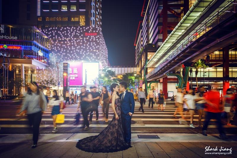 自助婚紗, 貴婦百貨婚紗照,婚紗推薦, Elitiana禮服,自主婚紗