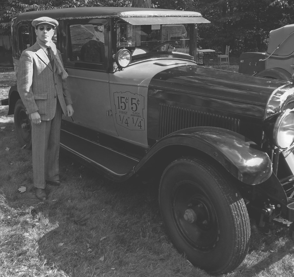 The World's Best Photos Of 1930s And Taxi