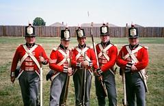 10th Royal Veteran Battalion (jmaxtours) Tags: ontario fort royal soldiers british 10th veteran veterans niagaraonthelake warof1812 notl fortgeorge rvb napoleonic britishsoldiers notlontario 10throyalveteranbattalion 10rvb royalveteranbattalion