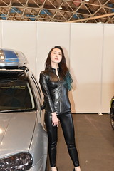 DSC_8340 (hideto_n) Tags: portrait cute girl car japan japanese nikon automobile pretty nagoya d750 motor f28 motorshow   2470mm       2015 19 nikond750