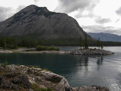 Lake Minnewanka in Banff National Park (34) (F. Ovies) Tags: canada montaas rocosas