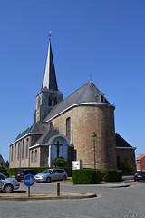 Sint-Martinuskerk, Oordegem (Erf-goed.be) Tags: geotagged kerk oostvlaanderen lede archeonet sintmartinuskerk oordegem geo:lon=509574 geo:lat=39021
