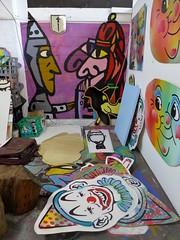 caper's art work at blender studio (Rkt-nxr) Tags: caper blenderstudio