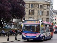 Stagecoach 37047 (Lotsapix) Tags: buses northampton alexander dennis stagecoach midlands enviro adl enviro200 37047 yx63zwr