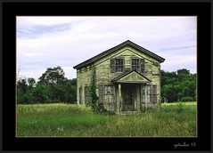 House on Ebling Rd (the Gallopping Geezer 3.5 million + views....) Tags: house abandoned home mi rural canon decay michigan country faded worn romeo weathered tamron derelict decayed geezer corel 6d dwelling stillstanding 28300 2015 eblingroad