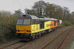 60047 - St.Blazey (2). (37670nat) Tags: bz class60 60047 colasrailfreight cornish60 bz60