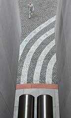 Lines (TablinumCarlson) Tags: street leica 2 man art museum germany deutschland hall und bonn republic outdoor kunst north streetphotography tags beta exhibition nrw mann der federal nordrheinwestfalen bundesrepublik dlux streifen passant bundeskunsthalle kurve linien museumsmeile rhinewestphalia ausstellungshalle hinzufgen