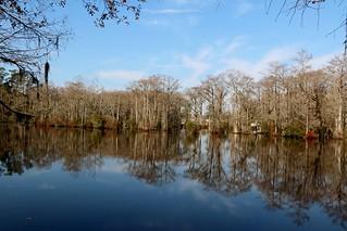 Brocks Mill Pond